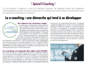 Read more about the article Focus sur le développement du e-coaching