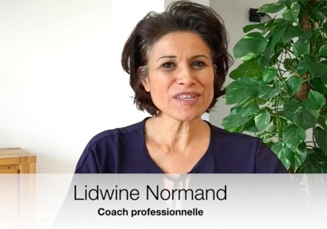 Lidwine Normand coach professionnelle